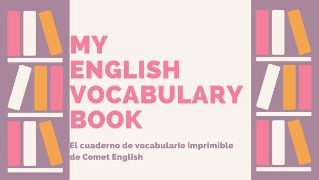 Tu Cuaderno de Vocabulario Imprimible