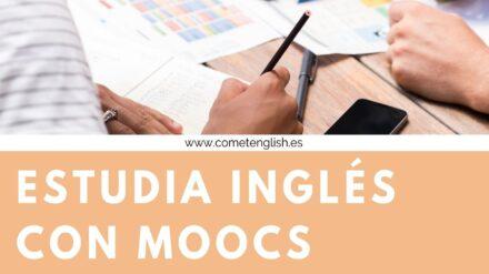 Estudia inglés con MOOCs