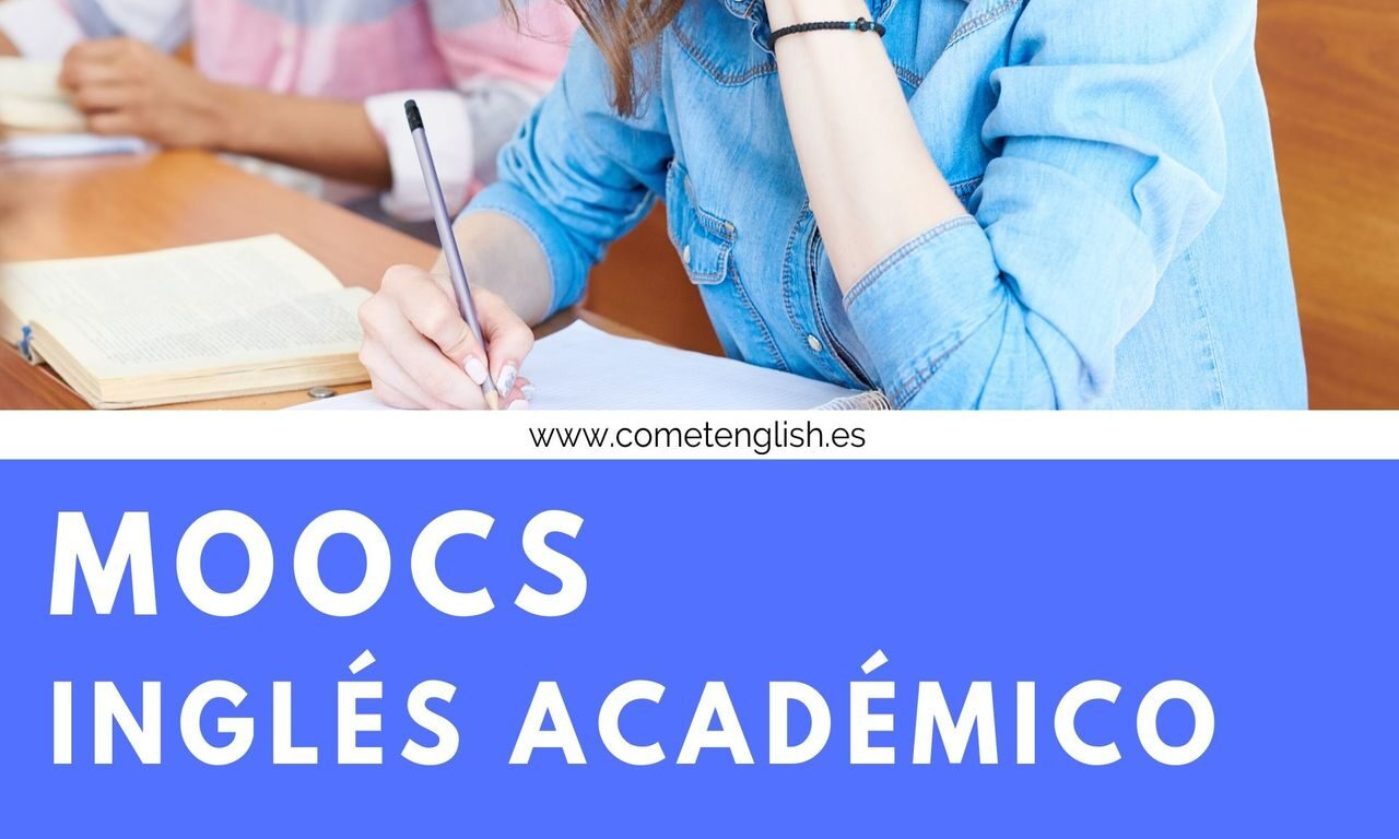 MOOCs – Inglés Académico