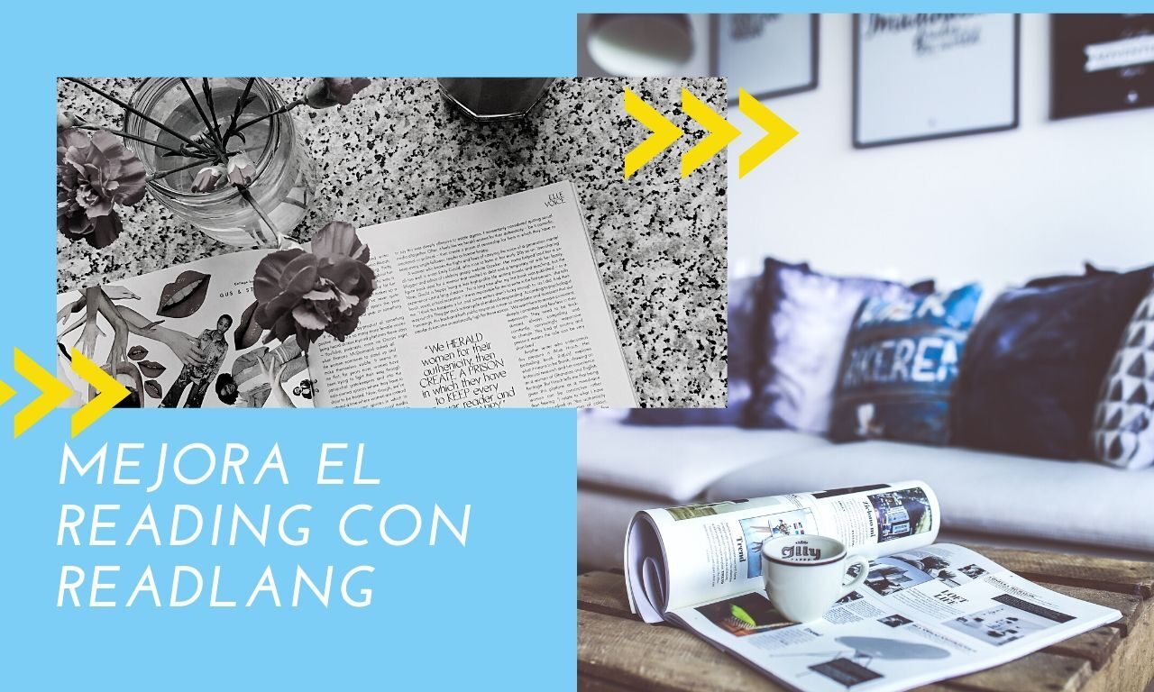 Mejora el reading con Readlang