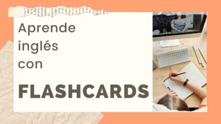 Aprende Inglés con Flashcards