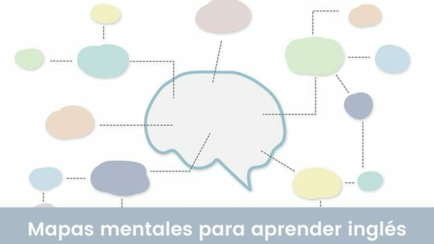 Mapas mentales para aprender inglés